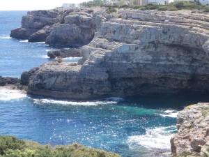 Steilküste Mallorca